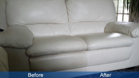 Leather Cleaning by Absolute Carpet Care